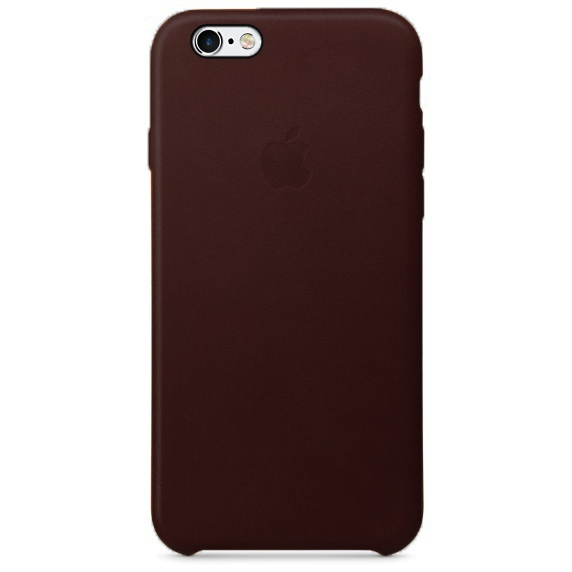 Apple Case iPhone 7 Plus Dark Brown