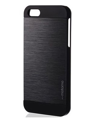 Motomo Ino Metal Case для iPhone 6/6S  - black