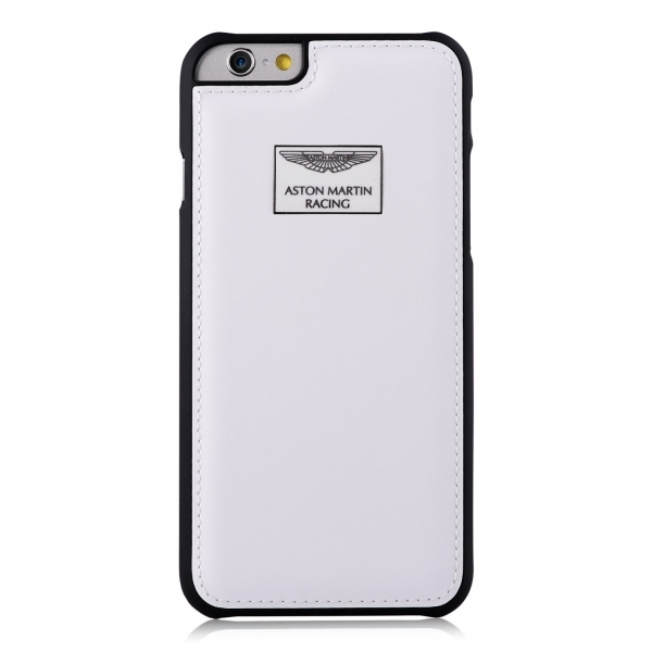 Aston Martin iPhone 6/6S Back Case Luxury White