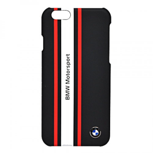 BMW Hard Case Motorsport Collection for iPhone 6/6S Rubber Navy