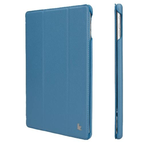 JISONCASE Ultra-Thin Smart Case for iPad Air Blue (JS-ID5-09T45)