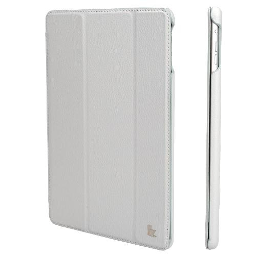 JISONCASE Ultra-Thin Smart Case for iPad Air White (JS-ID5-09T00)