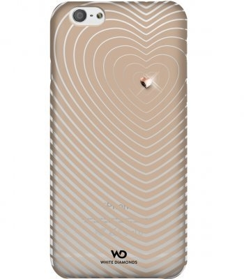 Чехол White Diamonds Heartbeat Rose Gold for iPhone 6/6S