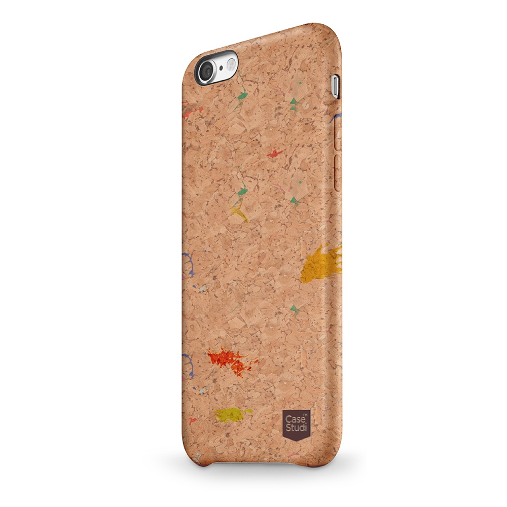 Чехол-накладка для Apple iPhone 7 Plus CaseStudi Corkwood Mix