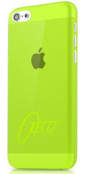 ITSKINS ZERO.3 for iPhone 5/5S Green (APH5-ZERO3-GREN)