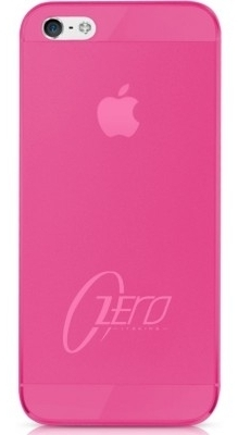 ITSKINS ZERO.3 for iPhone 5/5S Pink (APH5-ZERO3-PINK)