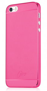ITSKINS ZERO 360 for iPhone 5/5S Pink (APH5-ZR360-PINK)