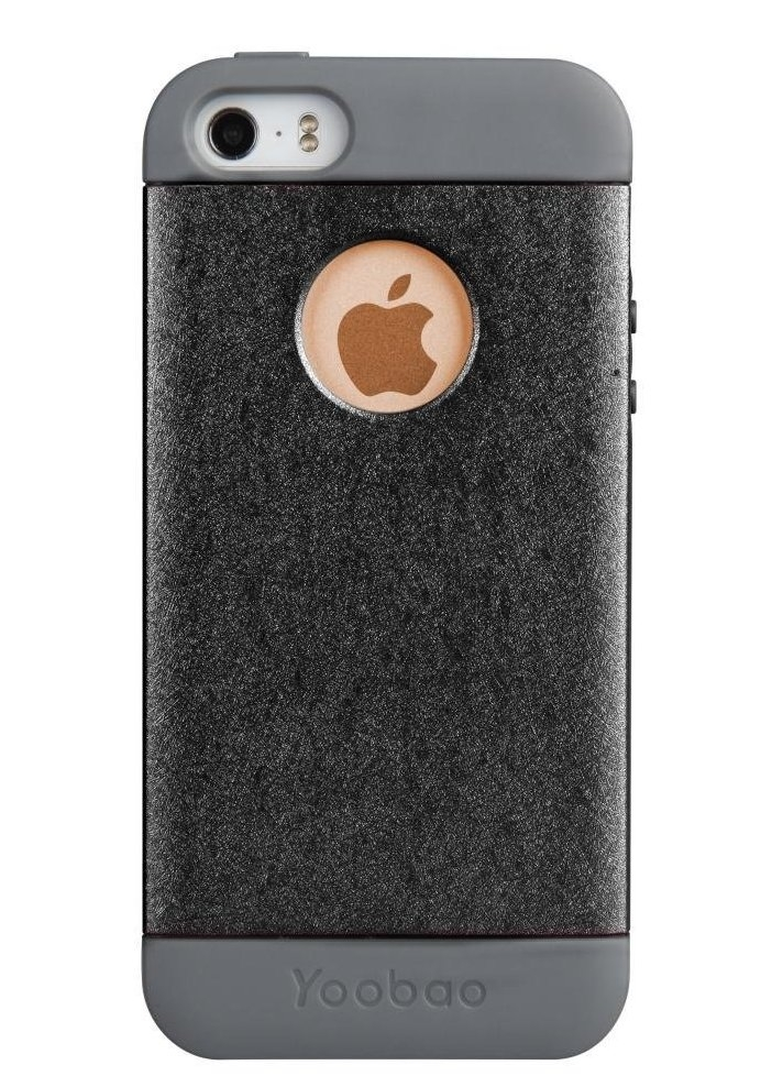 Yoobao Amazing Protecting case для iPhone 5/5S - black
