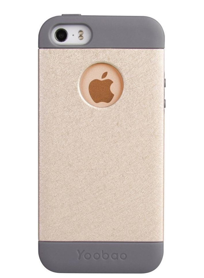 Yoobao Amazing Protecting case для iPhone 5/5S - gold