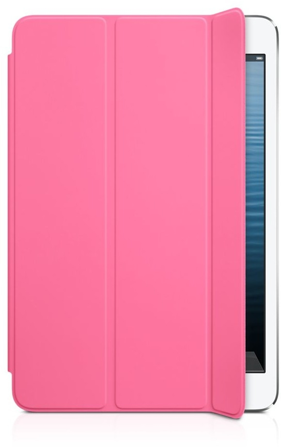 Apple iPad mini Smart Cover Polyurethane Pink for iPad mini Retina/iPad mini (MF061)