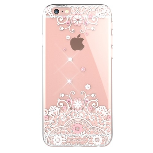 Kingxbar Sweety Series for iPhone 6/6S Pink