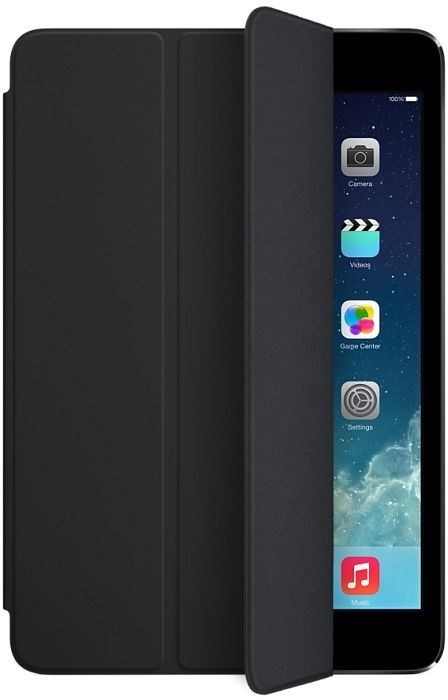 APPLE HIGH COPY Smart Case for iPad mini 2 Black (ME710_HC)