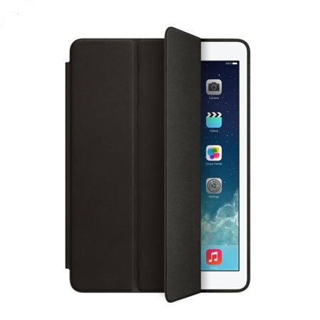 Apple Smart Case Polyurethane для iPad Mini/ Mini 2/ Mini 3 - black