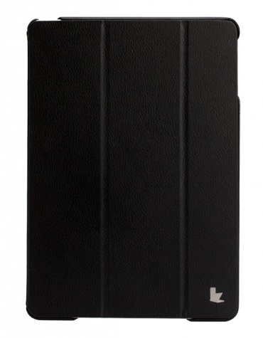 JISONCASE Executive Smart Case for iPad mini/mini 2 Black (JS-IDM-01H10)
