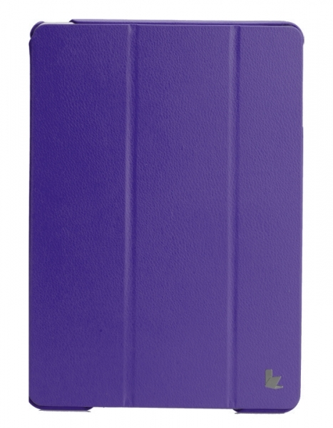 JISONCASE Executive Smart Case for iPad mini/mini 2 Purple (JS-IDM-01H50)
