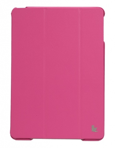 JISONCASE Executive Smart Case for iPad mini/mini 2 Rose (JS-IDM-01H33)