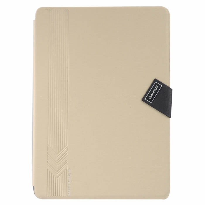 BASEUS Faith Leather Case Khaki for iPad Air