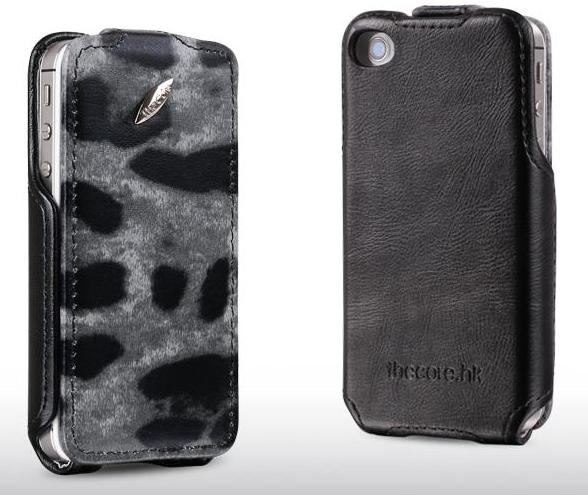 Чехол Momax The Core Leopard Series для iPhone 4/4S