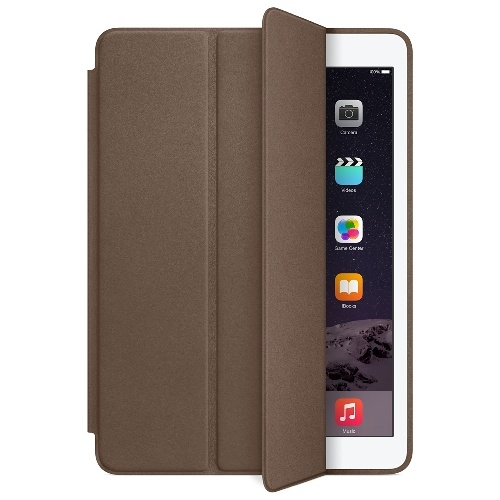 Apple Smart Case Polyurethane для iPad Air 2 - dark brown