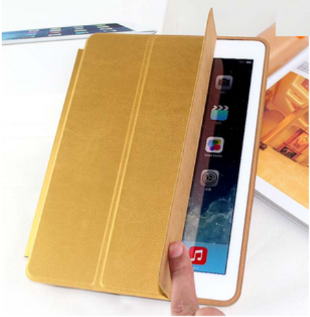Apple Smart Case для iPad 2017 - Gold