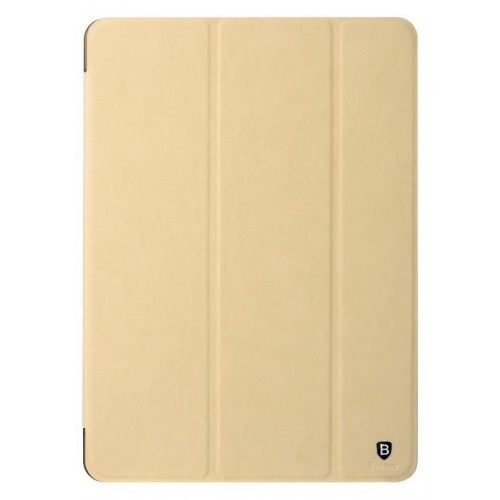 Чехол Baseus Grace Leather Case для iPad Air 2 - бежевый