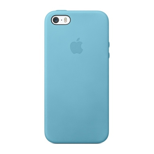 APPLE Case for iPhone 5/5S Blue (HI-COPY)