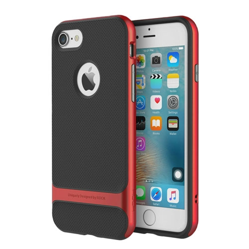 Чехол Rock Royce Series for iPhone 7 Plus - Red