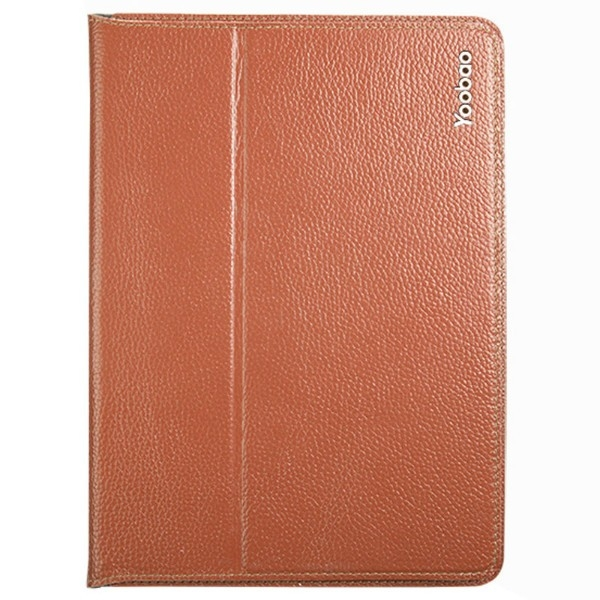 Yoobao Genuine Executive Leather Case для iPad Air - коричневый