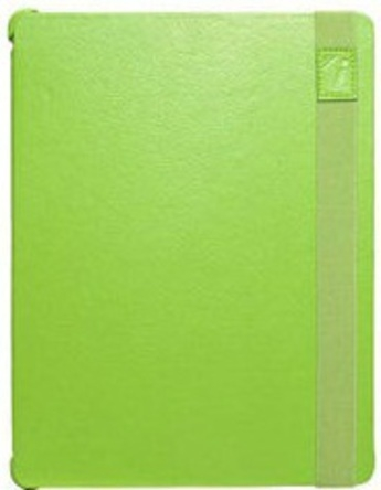 Чехол iCarer Colorful для iPad 2/ iPad 3 green