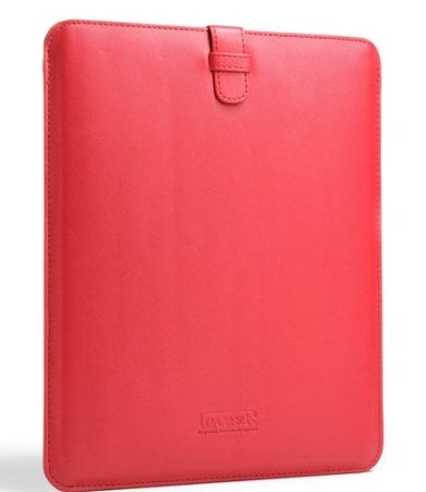 Чехол iCarer straight insertion для iPad 2/iPad 3 red