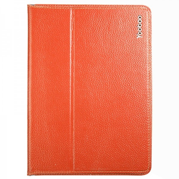 Yoobao Genuine Executive Leather Case для iPad Air - оранжевый