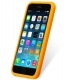 Melkco Silikonovy case для iPhone 6/6S - Orange