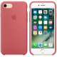 Apple Silicone Case for iPhone 7 - Camellia (Hi-Copy)