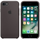 Apple Silicone Case for iPhone 7 - Gray (Hi-Copy)