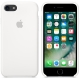 Apple Silicone Case for iPhone 7 - White (Hi-Copy)