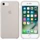 Apple Silicone Case for iPhone 7 - Stone (Hi-Copy)