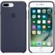 Apple Silicone Case for iPhone 7 Plus - Ocean Blue (Hi-Copy)