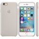 Apple Silicone Case for iPhone 6/6s - Stone (Hi-Copy)