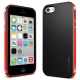 SGP Case Neo Hybrid EX Slim Vivid Series Dante Red for iPhone 5/5S (SGP10026)