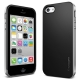SGP Case Neo Hybrid Satin Silver for iPhone 5/5S (SGP10361)
