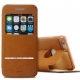 Baseus Terse leather Case Brown for iPhone 6/ iPhone 6S