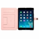 Чехол ZENUS Leather Case Masstige Leather E-Note Diary Series для iPad Air - Pink