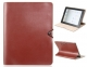 Чехол EVOUNI Leather Arc Cover для iPad 2 Brown