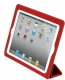 Yoobao iSmart Leather Case для iPad 2 - red
