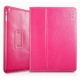 Yoobao Genuine Executive Leather Case для iPad Air - розовый