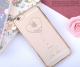 Kingxbar Heart for iPhone 6/6S Rose Gold