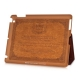 HOCO Ultra Thin Fashion Leather Case for iPad 2 brown