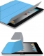 Smart Cover for Apple iPad 2 blue полиуритан
